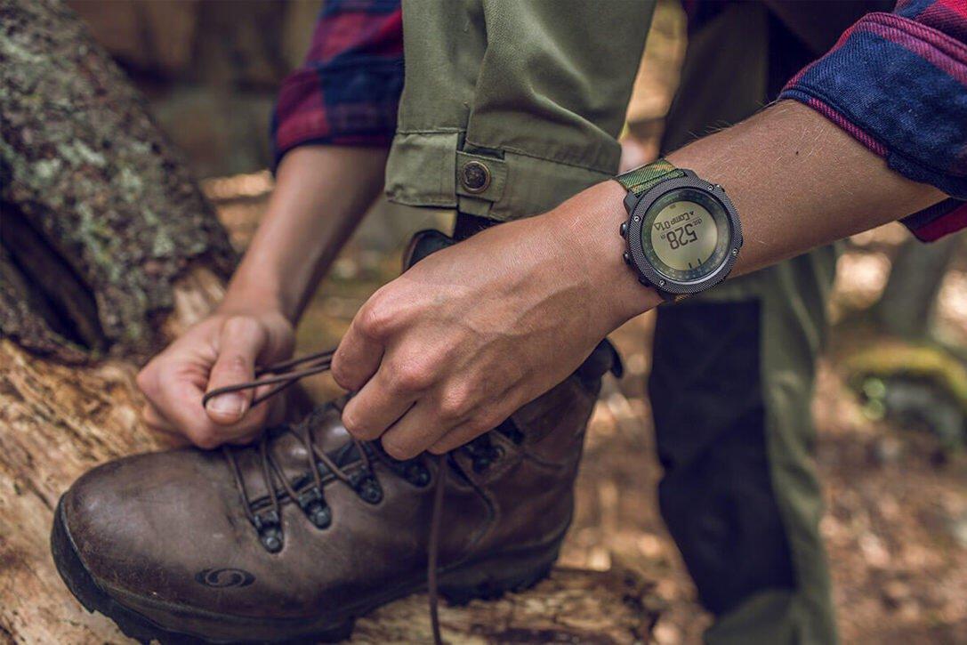 Miglior Smartwatch Trekking Escursionismo Arrampicata in Montagna