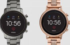Smartwatch ibrido : elegante come un orologio tradizionale ma con tecnologia